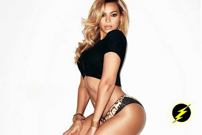 All Hail Queen Bey! Beyonce's Sexiest, Steamiest And Nearly Naked Photos!
