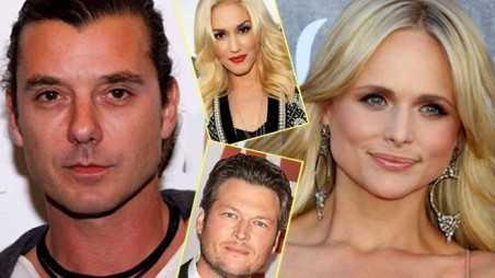 Miranda Lambert wants to meet gavin rossdale