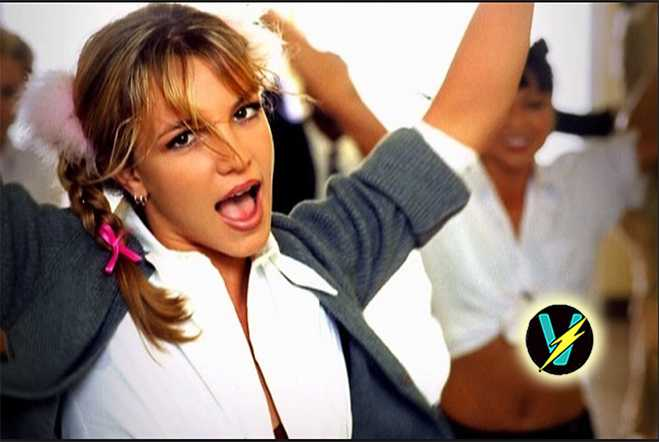 britney spears baby one more time meaning