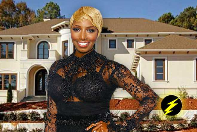 House Tour Tuesday Take A Peek Inside NeNe Leakes Mediterranean