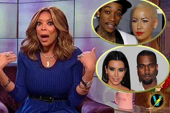 Wendy Williams Attacks Kanye West