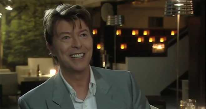 RTT David Bowie Serenaded 'Pathetic Little Fat Man' Ricky Gervais