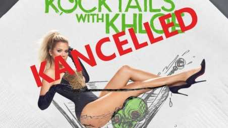 kocktails with khloe cancelled