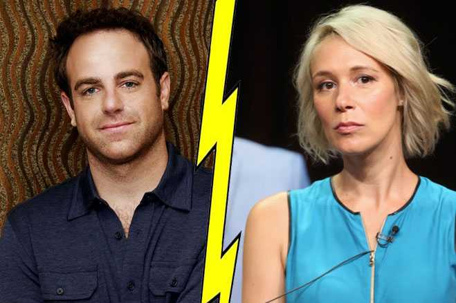 Shondaland Favorites Liza Weil And Paul Adelstein To ...