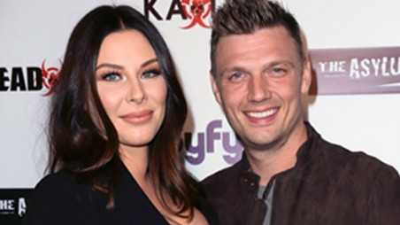 nick carter is a dad