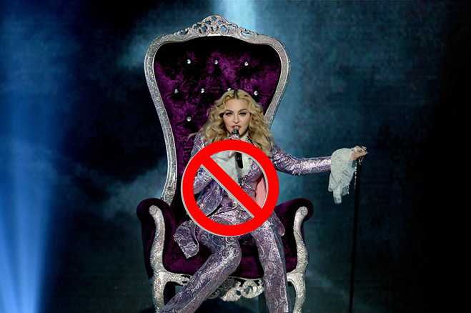 Madonna's Prince Tribute - Awful or Horrible