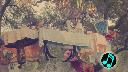 Pink, Just Like Fire Music Video, Header