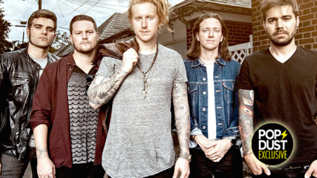 We the Kings, Empowering Playlist & Advice, Exclusive, Header