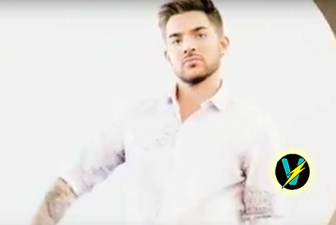 adam lambert macys icons video