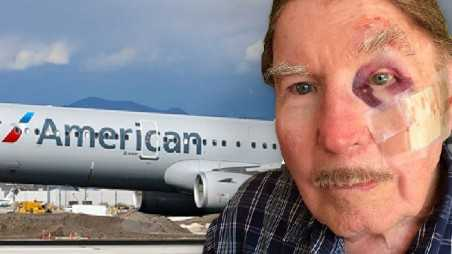 american airlines elderly passengers treatment