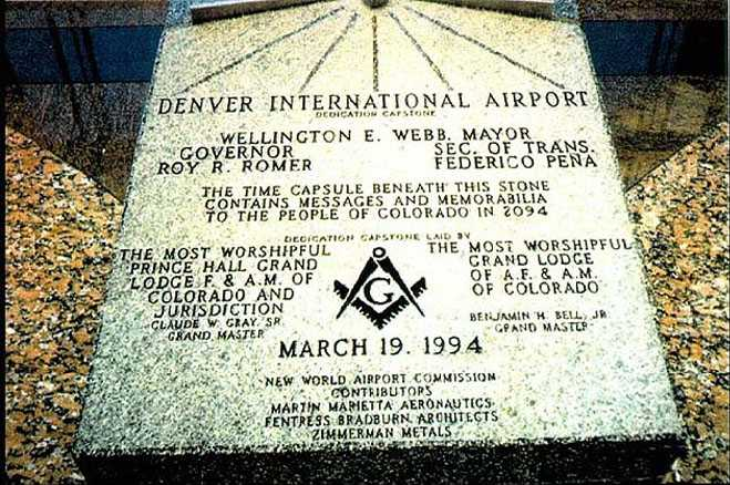 The Denver International Airport Conspiracy - Popdust