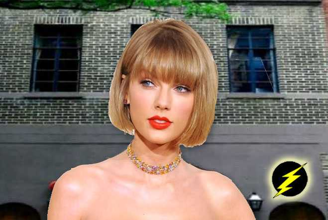 taylor swift NYC townhouse